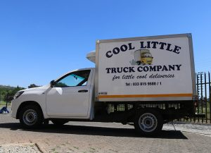 Our Cool Little Truck is ready to make your life that much easier...